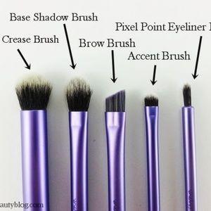 49bb4c1058e real techniques Makeup - Real Techniques Enhanced Eye Brush set